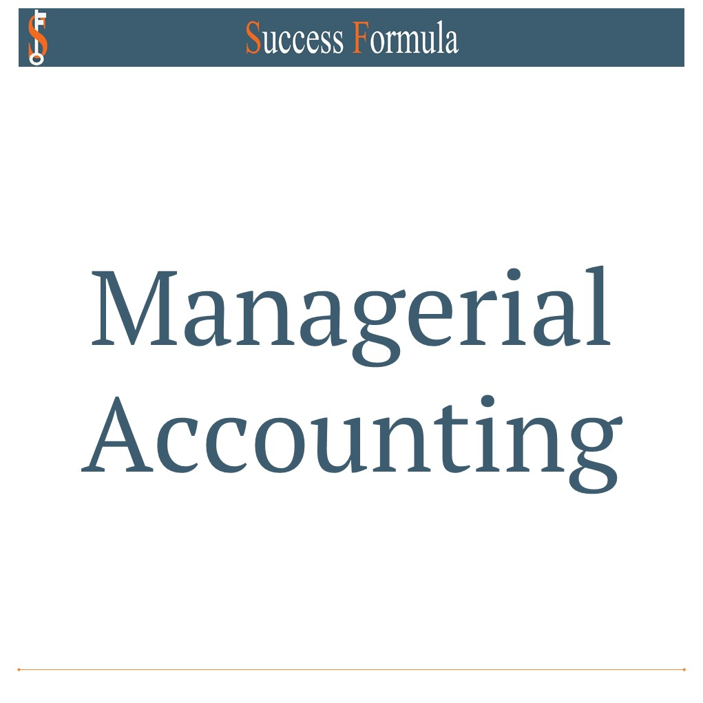 Managerial Accounting Videos