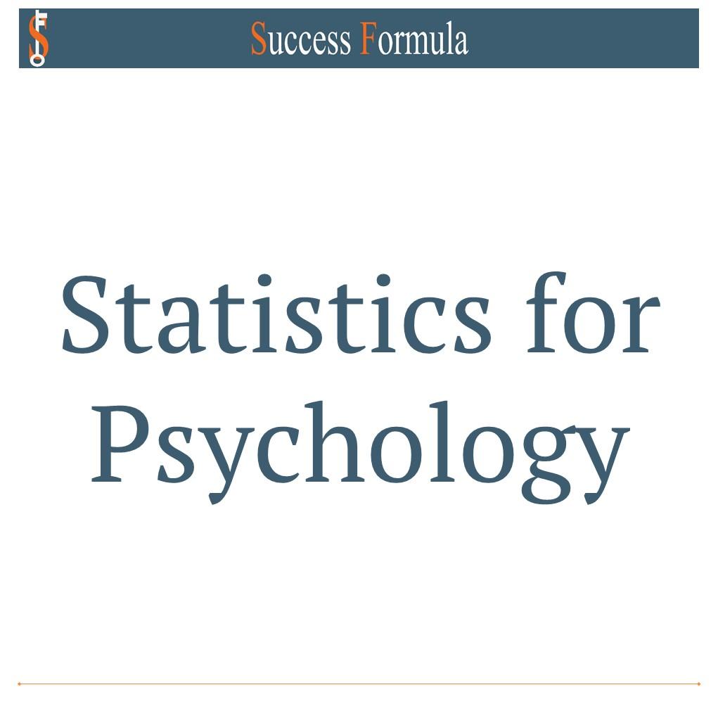 Statistics Psychology Videos
